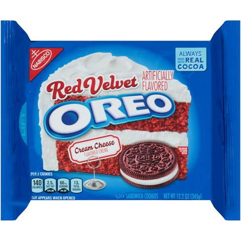 Image result for red velvet oreos