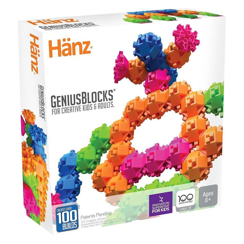 Hänz Genius Blocks, Building Sets