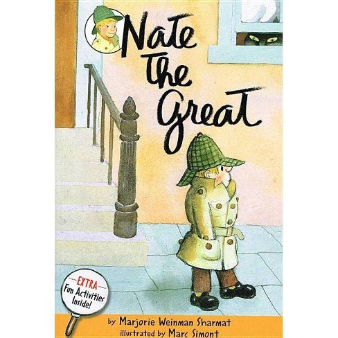 Nate the Great - (Nate the Great Detective Stories) by  Marjorie Weinman Sharmat (Hardcover) - image 1 of 1