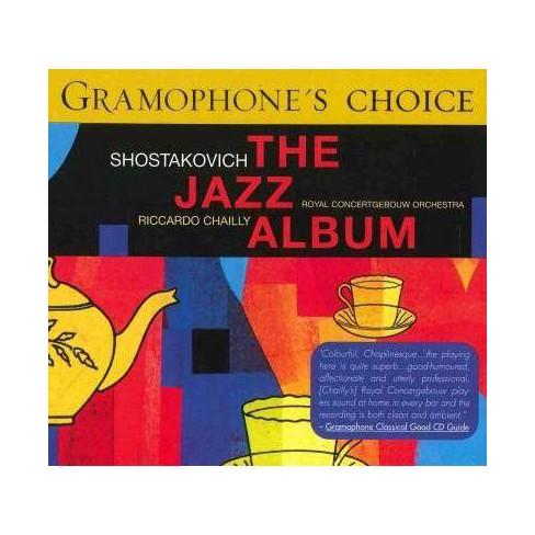 Coppola - Shostakovich: The Jazz Album (CD) - image 1 of 1
