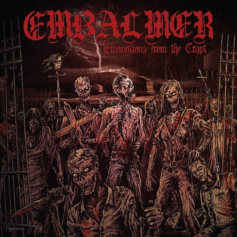 Embalmer - Emanations from the crypt (CD) - image 1 of 1