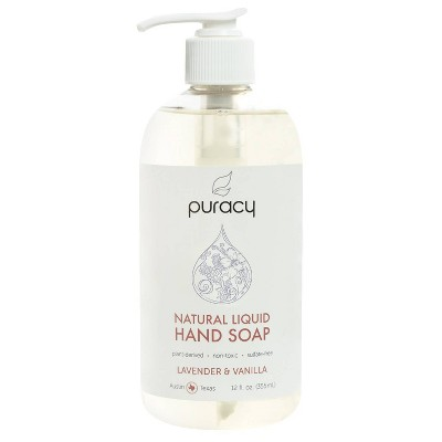 Hand Soap: Puracy Natural Liquid Hand Soap