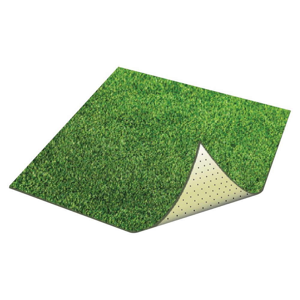 PoochPad Indoor Potty Replacement Grass for Dog - Small, Green