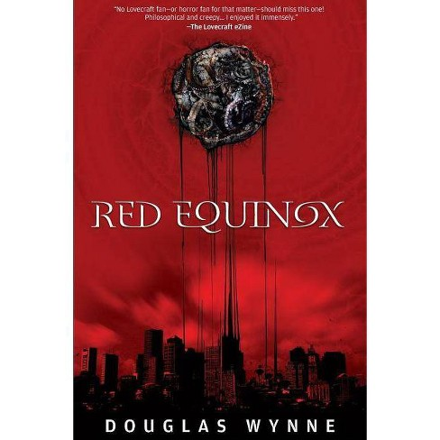Red Equinox - by  Douglas Wynne (Paperback) - image 1 of 1