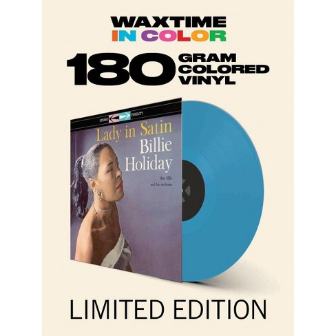 Billie Holiday - Lady In Satin (Vinyl) - image 1 of 1