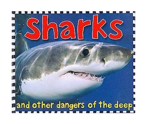 Sharks And Other Dangers of the Deep (Hardcover) (Simon Mugford) - image 1 of 1