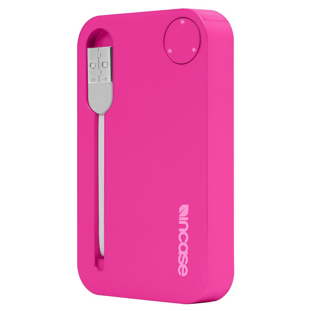 Incase Portable Power 2500 - Magenta/Gray (EC20114), Pink