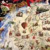 "Christmas 20.5"" Giving Gifts On Christmas Eve Advent Calendar  -  Advent Calendar - image 3 of 3"