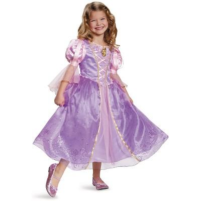 Tangled Rapunzel Prestige Child Costume
