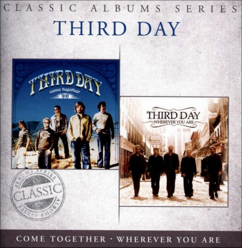 Third day - Classic albums:Come together/Wherever (CD) - image 1 of 1