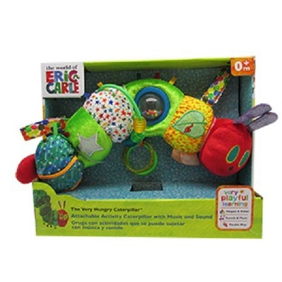 Eric Carle Activity Caterpillar Development Toy