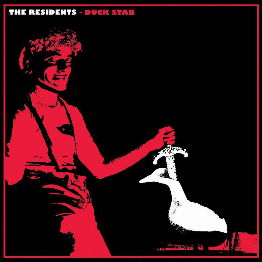 Residents - Duck Stab (CD)