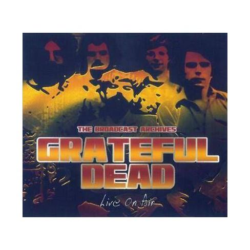 Grateful Dead - Live On Air (CD) - image 1 of 1