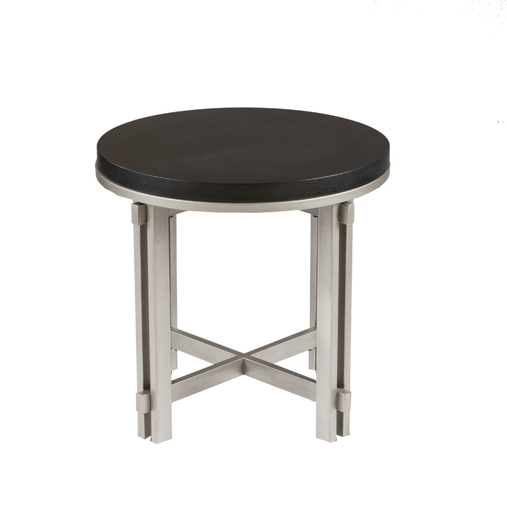Stephan End Table Black, Accent Tables