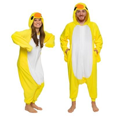 Funziez! Duck Adult Unisex Novelty Union Suit