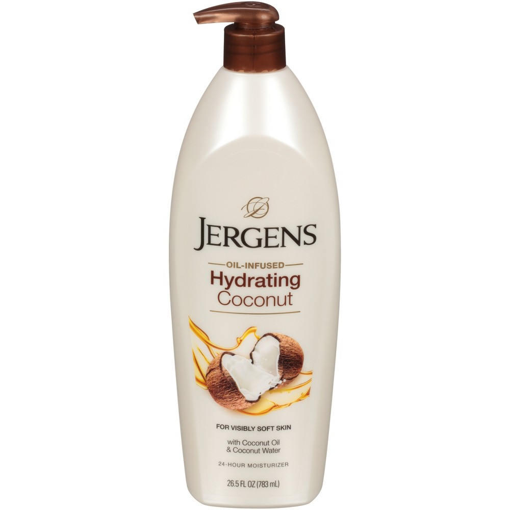 Image of Jergens Hydrating Coconut Lotion 26.5 oz