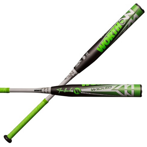 Worth Wicked XL Jason Branch USSSA WKJBMU Slowpitch Softball Bat - image 1 of 3