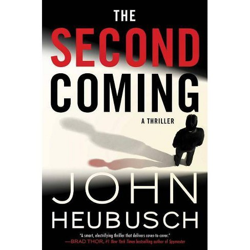 The Second Coming, Volume 2 - (Shroud) by  John Heubusch (Hardcover) - image 1 of 1