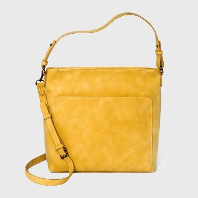 Zip Closure Bucket Bag - Universal Thread™