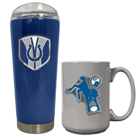 NFL Indianapolis Colts Roadie Tumbler and Mug Set - image 1 of 1