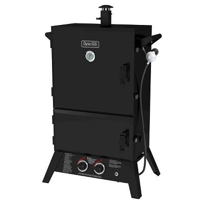 "Dyna-Glo Wide Body LP Gas Smoker 36"" Model DGW1235BDP-D"