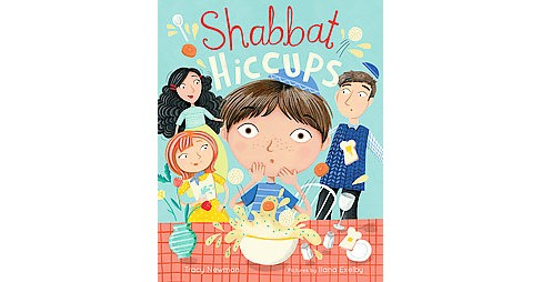 Shabbat Hiccups (School And Library) (Tracy Newman) - image 1 of 1