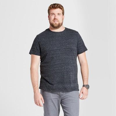 Men's Big & Tall Fleck Standard Fit Crewneck T-Shirt - Goodfellow & Co™
