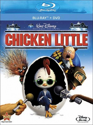 Chicken Little (Blu-ray/DVD)