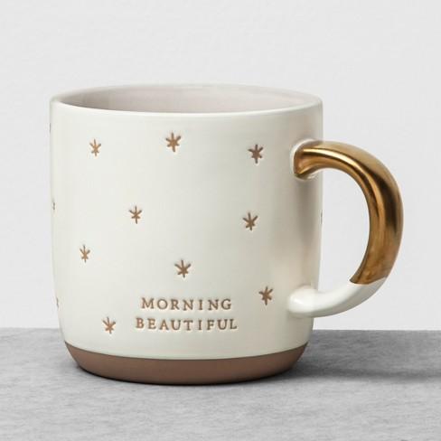 Mug Morning Beautiful With White Hearthamp; Hand™ Magnolia 53R4jALq