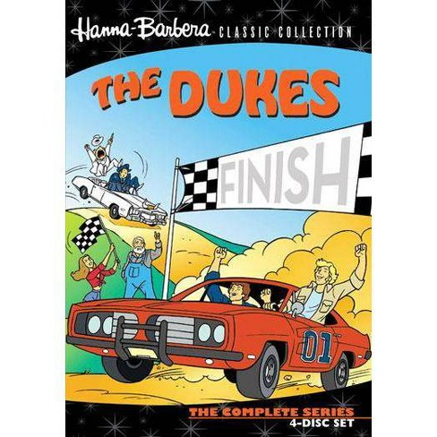 The Dukes: The Complete Series (DVD) - image 1 of 1