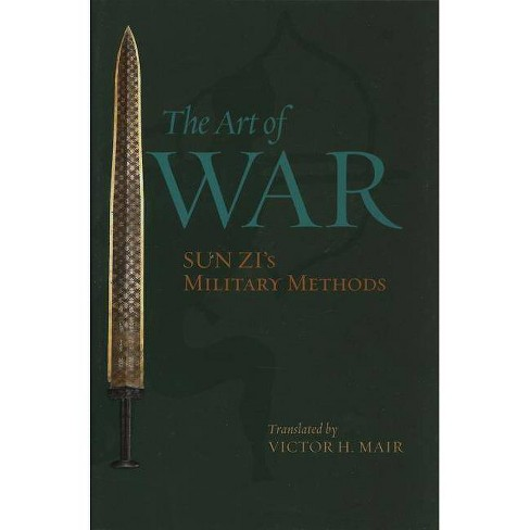 The Art of War - (Translations from the Asian Classics (Hardcover)) by  Sun Zi (Hardcover) - image 1 of 1