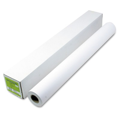 "HP Designjet Inkjet Large Format Paper 4.9 mil 36"" x 150 ft White Q1405B"