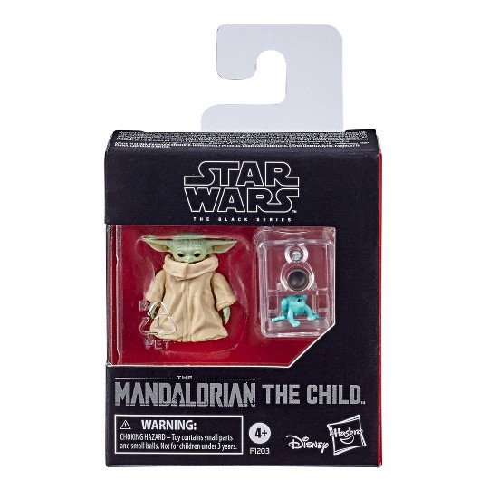 """Star Wars The Black Series The Child Toy 1.1"""" The Mandalorian Collectible Action Figure image number null"""