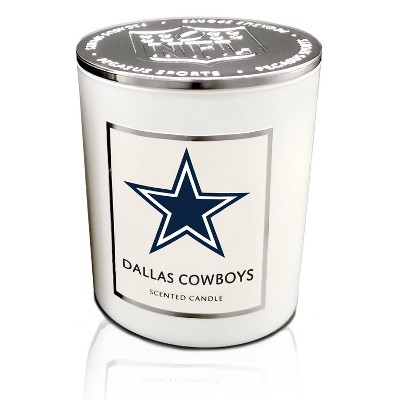 NFL Dallas Cowboys Sweet Victory 16oz Candle with Embossed Lid