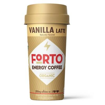 Coffee Drinks: Forto Energy Coffee