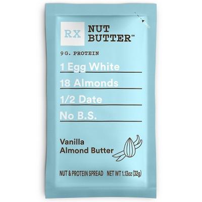 Peanut & Nut Butters: RXBAR Almond Butter Packets