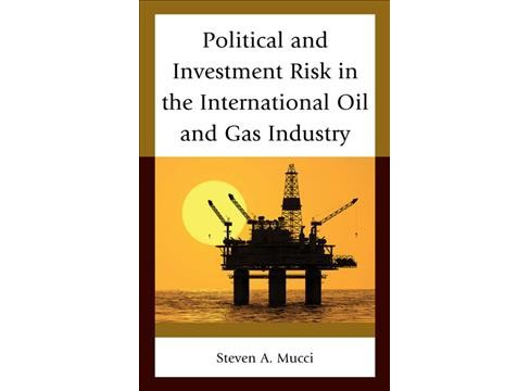 Political and Investment Risk in the International Oil and Gas Industry - by Steven A. Mucci (Hardcover) - image 1 of 1