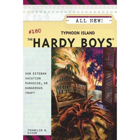 Typhoon Island - (Hardy Boys) by  Franklin W Dixon (Paperback) - image 1 of 1