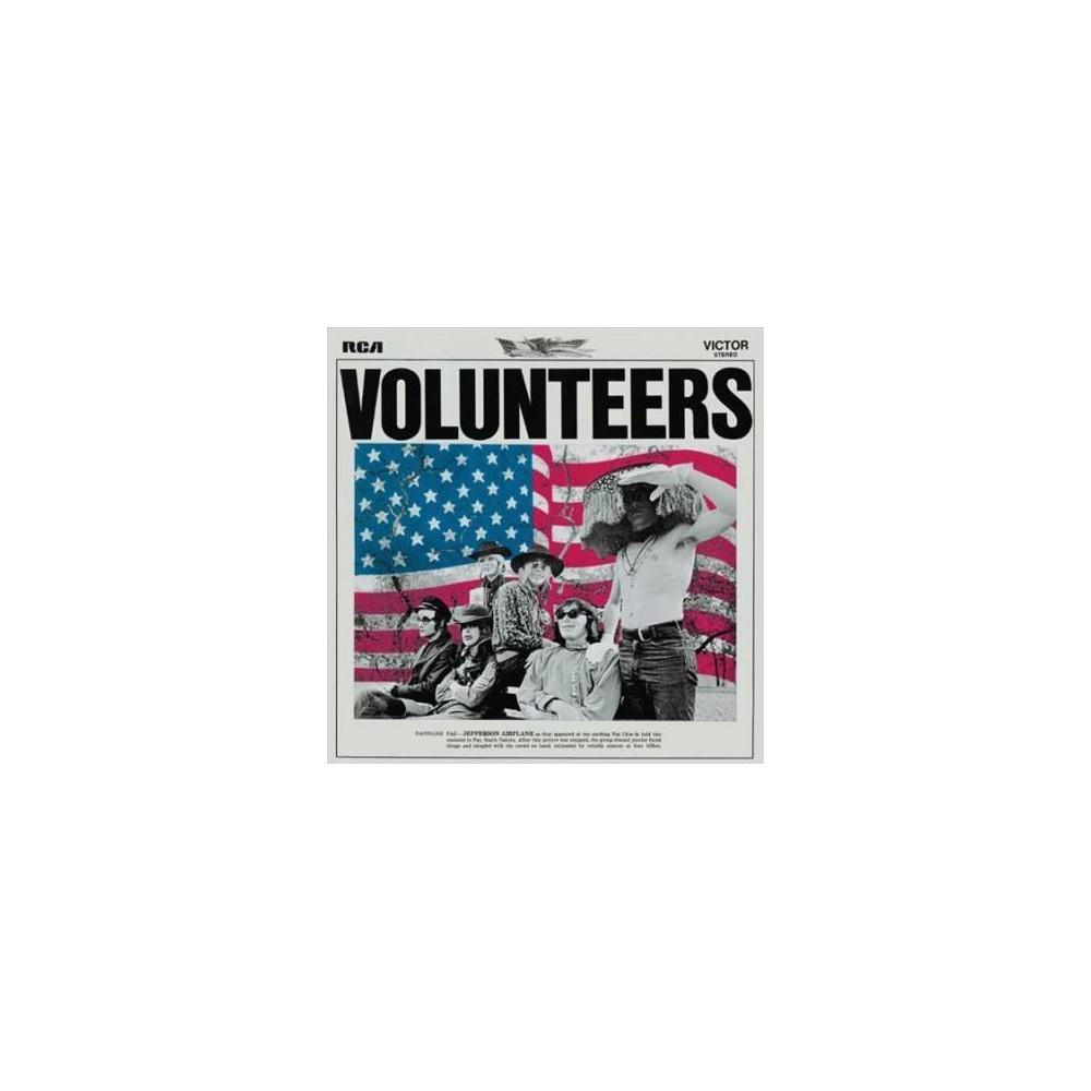 Jefferson Airplane - Volunteers (CD)