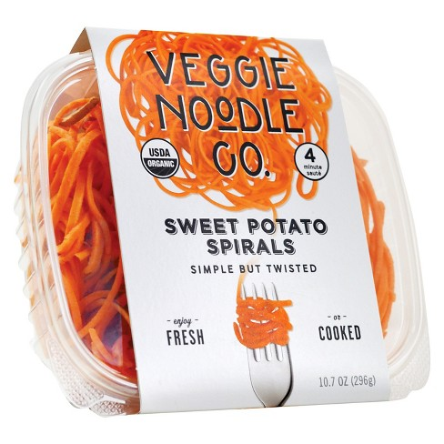 Veggie Noodle Co Organic Sweet Potato Spirals - 10.7oz - image 1 of 1