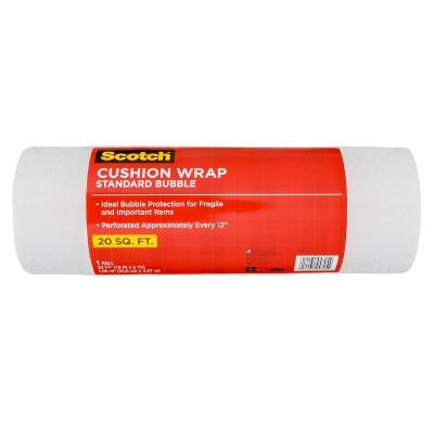 Scotch™ Cushion Wrap, Clear, 16 in x 15 ft