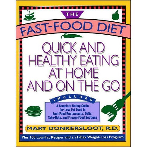 The Fast Food Diet By Mary Donkersloot Paperback
