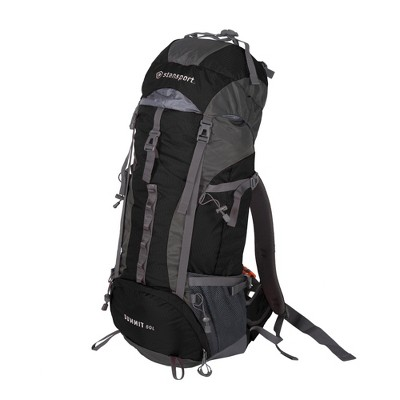 Stansport Internal Frame Hiking and Camping Backpack 50L