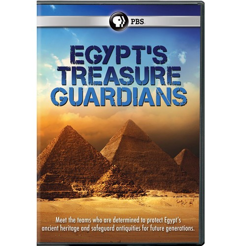Egypt's Treasure Guardians (DVD) - image 1 of 1