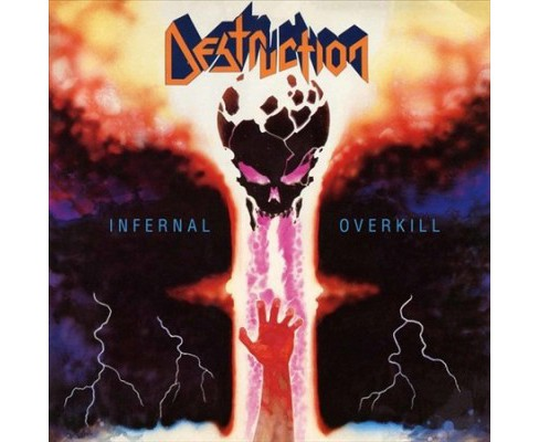 Destruction - Infernal Overkill (Vinyl) - image 1 of 1