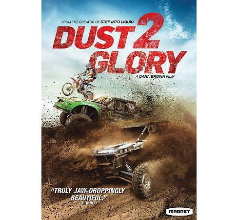 Dust 2 Glory (DVD) - image 1 of 1