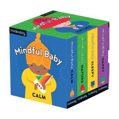 Mindful Baby Board Book Set - by Aimee Chase