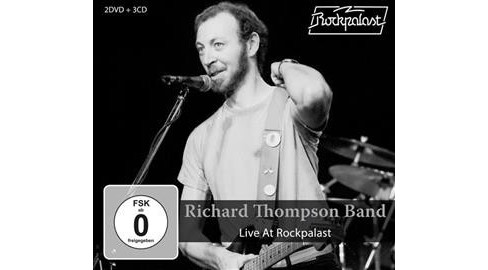 Richard Thompson - Live At Rockpalast (CD) - image 1 of 1