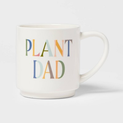 16oz Stoneware Plant Dad Mug - Room Essentials™