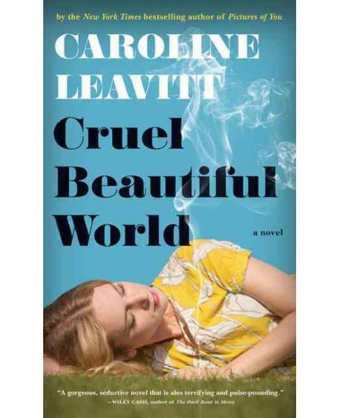 Cruel Beautiful World (Large Print) (Hardcover) (Caroline Leavitt) - image 1 of 1